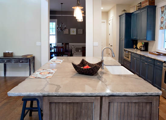 Get Your Concrete Countertop Started Today
